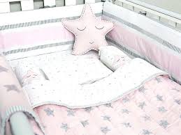 pink and gray elephant crib bedding amaz grey canada boutique 13pcs sets