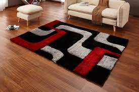 archive with tag black and red area rugs