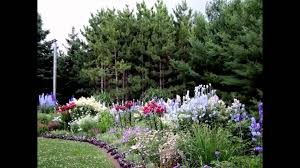 Small Picture Perennial Garden Design Perennial Garden Design Plans YouTube