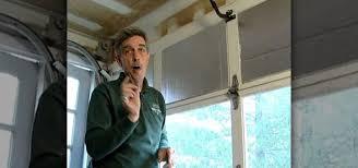 How to Insulate garage doors with foam board insulation for a warmer winter   Construction & Repair :: WonderHowTo