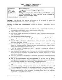 Registered Nurse Resume Objective Sample Write A Great Direct