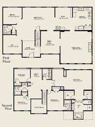 ... Enjoyable Inspiration Ideas 4 Bedroom Floor Plans 2 Story House On  Modern Decor ...