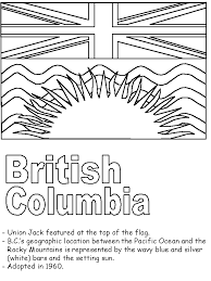 Vector files are available in ai, eps, and. British Columbia Flag