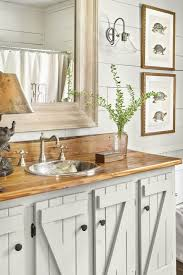 Country rustic bathroom ideas Themed Country Living Magazine 37 Rustic Bathroom Decor Ideas Rustic Modern Bathroom Designs