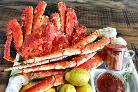 King Crab Leg Size Chart Guide For Selecting King Crab Legs Seattle Fish Guys