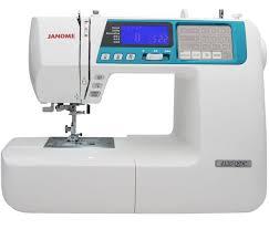 Janome 4120qdc Stitch Chart Janome 4120qdc B Computerized Sewing Machine
