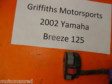 yamaha breeze starter parts accessories 02 yamaha breeze 125 04 03 01 00 99 98 97 start starter switch switches dimmer