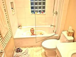 bath installing sliding shower doors tub how