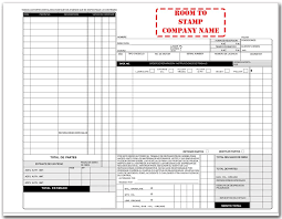 auto repair forms amazon com auto repair form spanish blank purchase