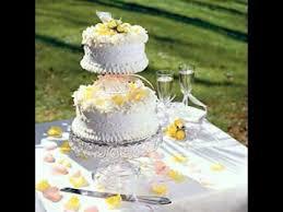 Easy Small Wedding Cake Ideas Youtube