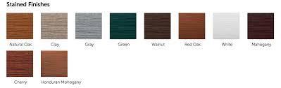 fiberglass garage door colors