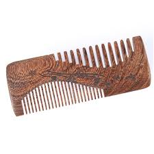 natural wood comb hair anti static massage brush care double side beard comb wooden tools beauty accessories professional hair brushes professional hair