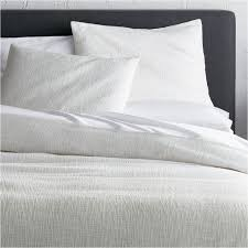 lindstrom white full queen duvet cover