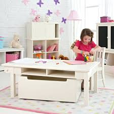 childs activity desk classic playtime vanilla deluxe train table kids activity tables at activity table