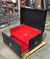 nike shoe storage box sneakerhead shoebox