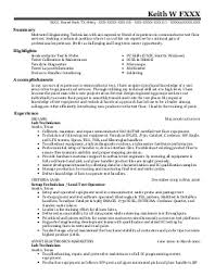 Sample Resume: Environmental Services Aide Resume Exles Near.
