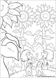 Small Picture Cat And The Hat Coloring Pages Miakenasnet