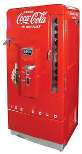Coca Cola Vending Machine Extraordinary CocaCola Vending Machine 48 Cent Vendo Model H148