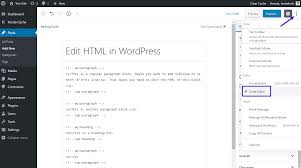 How To Edit Wordpress Code Html Css Php Easy Guide
