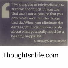 Image result for purpose of minimalism