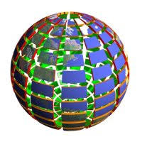Multivariable Exhibit Animated Earth