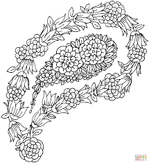 Small Picture Paisley Design Coloring Pages Coloring Home