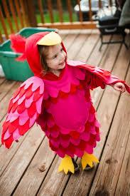 baby bird costume