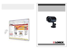 lorex technology security camera sg7518 user guide manualsonline com lorex technology sg7518 security camera user manual