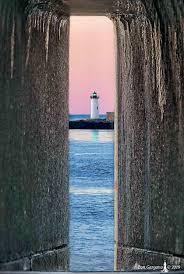 Whaleback Light Kittery Maine Portsmouth Harbor Light Portsmouth Harbor Light At Dawn