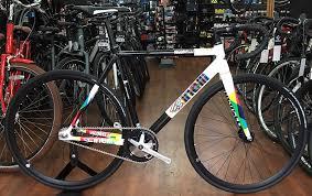 Cinelli Vigorelli Caleido 2015 Track Bike London Bicycle
