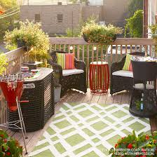 lovely small patio furniture ideas and big outdoor entertaining ideas for small spaces better homes and