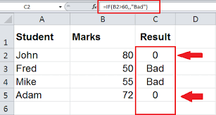 How To Write An If Statement In Excel Excelchat