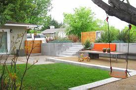 Modern Backyard Design Property Unique Decorating Ideas