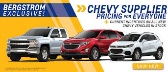 All Chevy all chevy cars : Bergstrom Chevrolet of Madison | New and Used Cars near Janesville