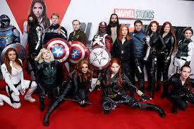 Black Widow cast: Who stars alongside ...