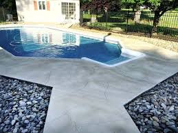 fiberglass pool resurfacing an in ground pool fiberglass pool resurfacing tampa fl