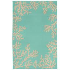 liora manne terrace c bdr indoor outdoor rug blue 39 by 59