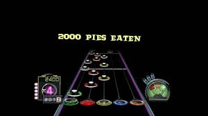 Guitar Hero Charts Hopo Practice Chart Download Guitar Hero 3