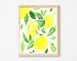 shocking ideas lemon wall art modern house 3d on canvas painting original abstract printable print and on lemon lime wall art with shocking ideas lemon wall art modern house 3d on canvas painting
