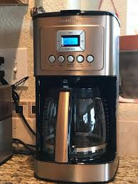 If you check out the reviews on costco's website there are over 2,000 reviews with a 4.6 average. Cuisinart Cuisinart 14 Cup Programmable Coffeemaker A Kitchen Essential