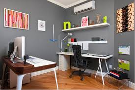 Homely Design Small Office Space Manificent Collection Ideas For Photos