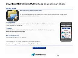 Metro My Chart Sign In 28 Comprehensive Metrohealth My Chart