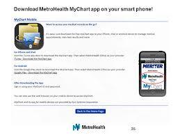 28 Comprehensive Metrohealth My Chart