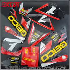 High Quality Wholesale Motorcycle <b>Stickers</b> in Motorcycle ...