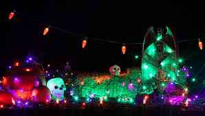 diy halloween lighting. Halloween Lights And Decorations Diy Lighting O