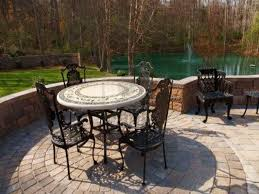 patio furniture small deck. Gorgeous Small Patio Furniture Ideas Spaces Rieschel Deck