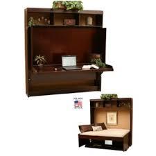 murphy bed desk combo. Modern Birch Murphy Bed Desk Combo D