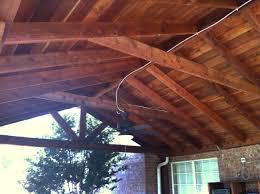 patio ceiling fans. Patio Cover Van Alstyne Ceiling Fans S