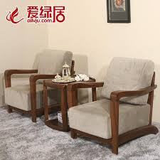 get ations green living love all solid wood chair lounge chair leisure few new chinese style walnut wood