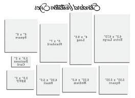 Wedding Invite Size Inspirational Standard Wedding Invitation Card